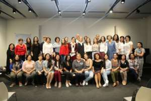 Workshop with AGBU in Armenia