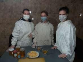 Honey Producers in Moldova