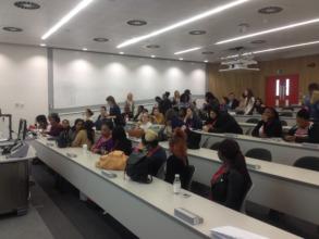 HERA Entrepreneurship Class at Imperial