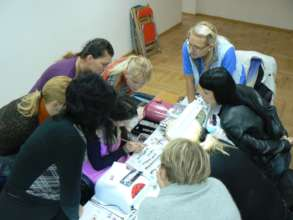 Nail Designer Group in Ukraine