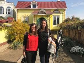 Montessori School Director & HERA in Transnistria
