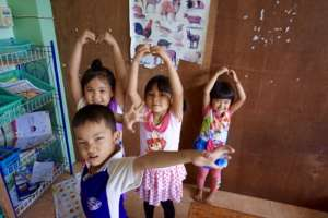Kindergarten Theater