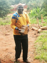 Shisong Village Head supports the work