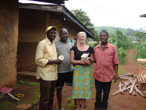 Gilbert, Justin, Peace Corps Katherine, and Danger