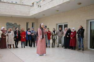Training games, Nablus