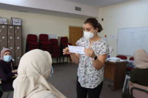 Intensive 'Business English' training