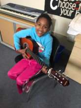 Music lessons for recreational activity