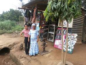 Families are supported to revive their businesses