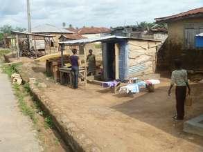 Home Visit to Abeokuta, Ogun State