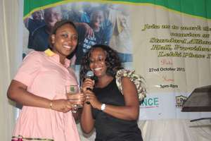 Major contributors were recognised with awards