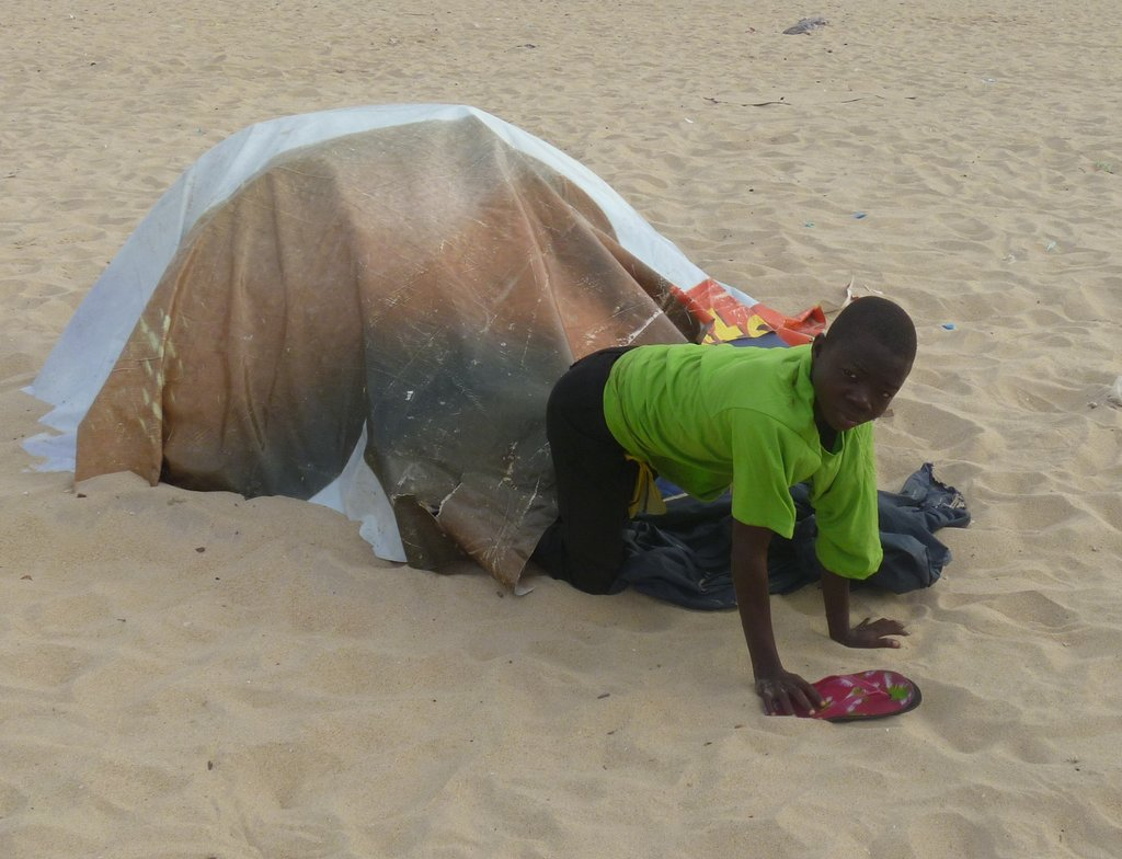 Protect and empower Nigerian street kids