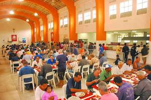 Caspiedade's community canteen