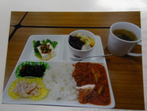 Picture 1: Healthy Lunch for Mothers-to-be