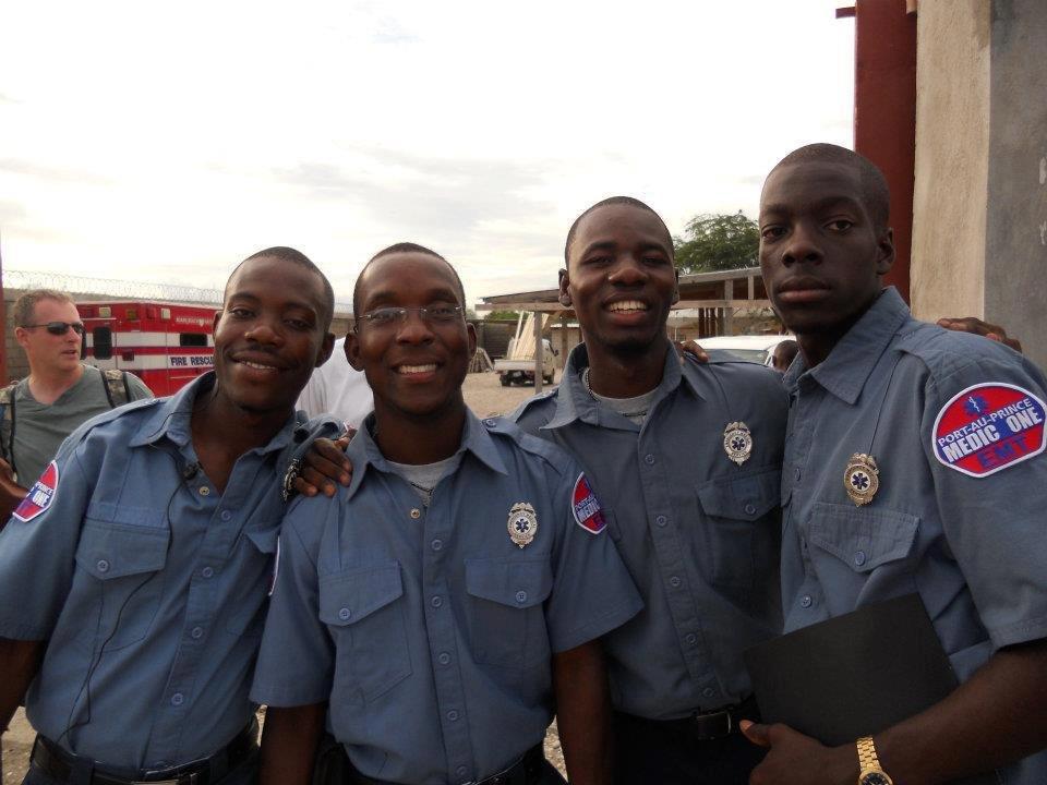 Help train Haiti's first Paramedics & EMT's.