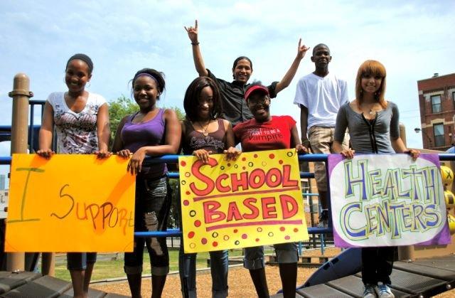 Build Healthy Futures: Support Health in Schools