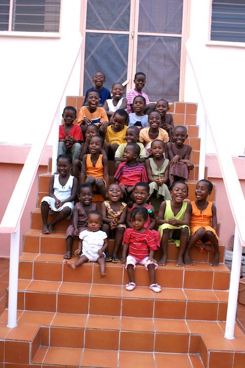 Primary education for 200 village children - Ghana