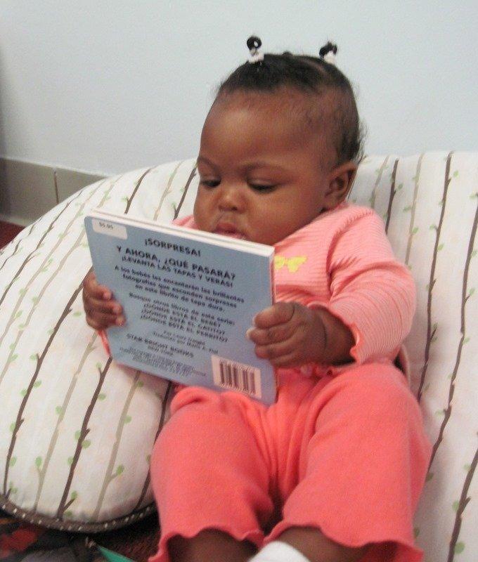Books for At-Risk Children in North Carolina