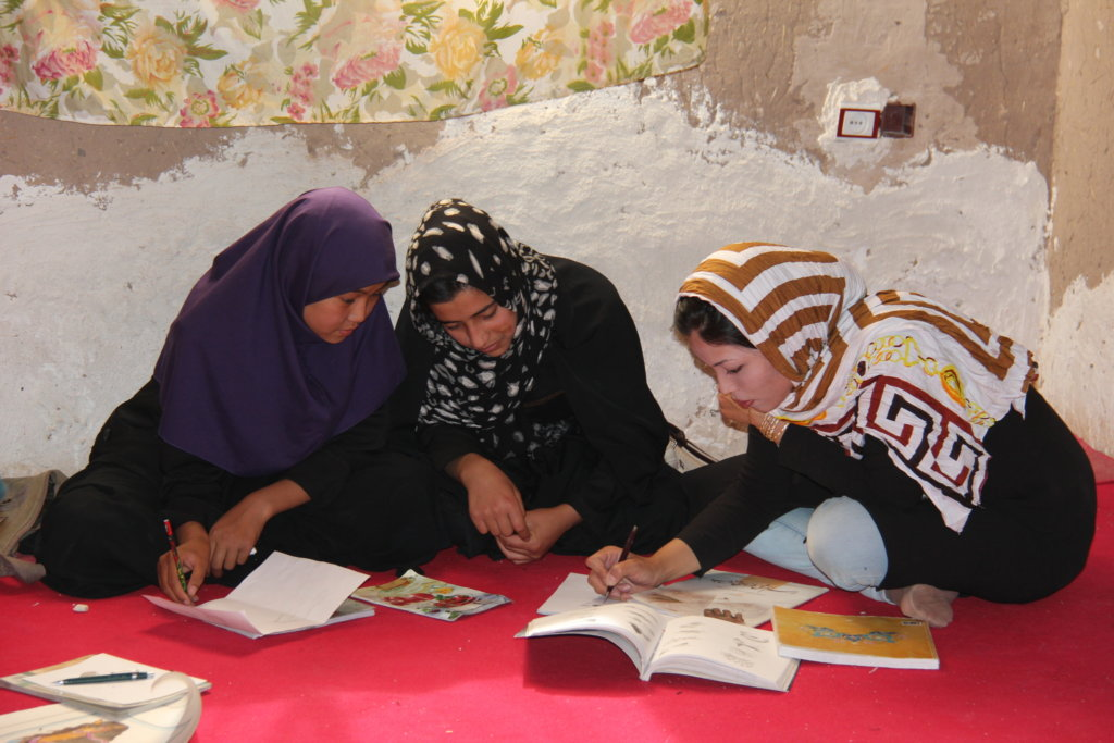 Afghan Institute of Learning Empowers Afghan Women