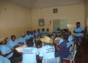 Training of Sexual & Reproductive Health Mentors