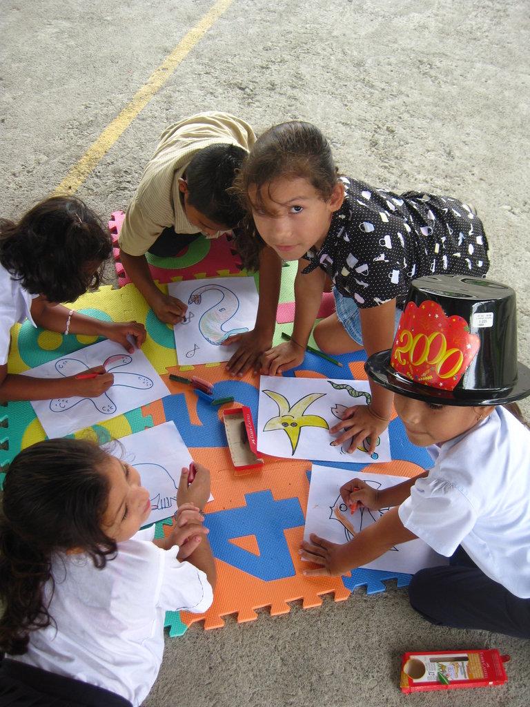 Upscalling the Community in Costa Rica