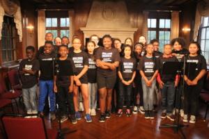 Building Bridges between Middle School Youth