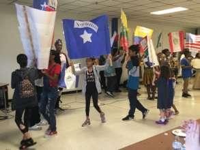 International Children's Day, Neelsville Middle