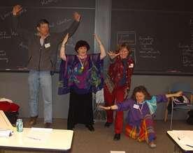 Artists Training To Teach Educators