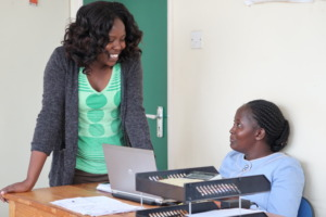 Doctor Gloria & Margaret, MGEF Program Director