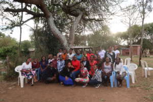 MGEF Alumni Help Mentor Maasai Girls During COVID