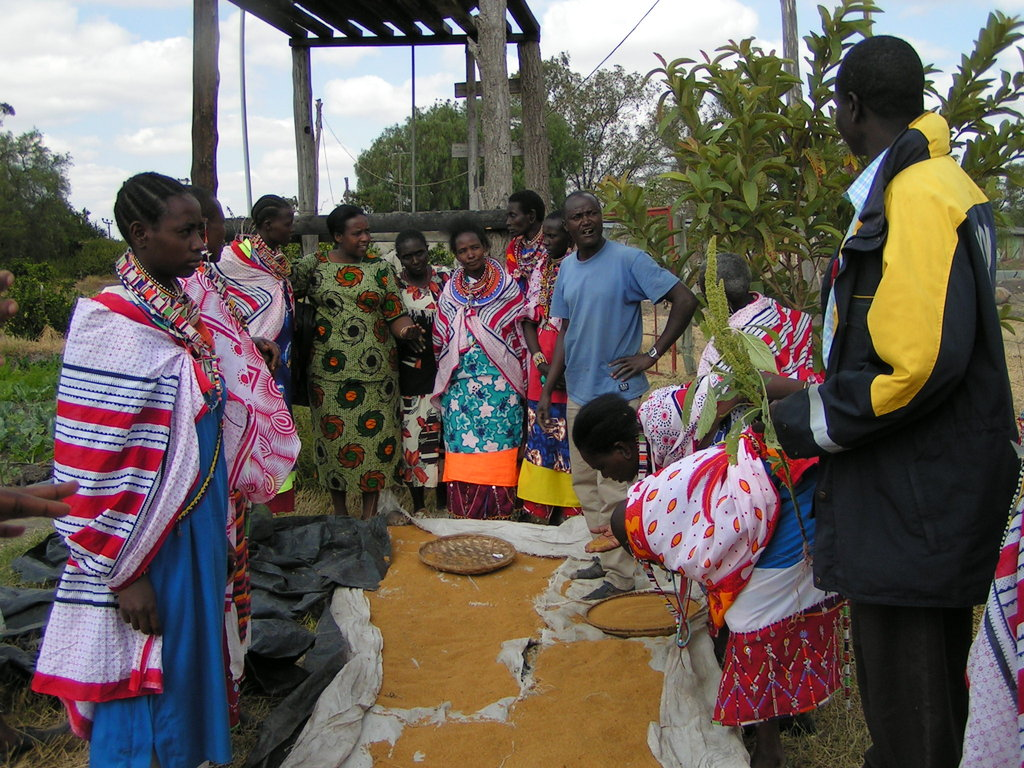 Empower Maasai Girls in Kenya