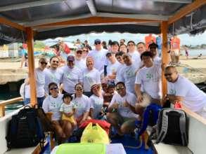 DTF team w/SPMC staff Davao City, Philippines 2017