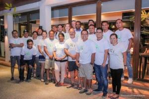 2018 DTF-SPMC team at Marco Polo Davao City