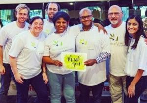 Jamaica volunteer team, November 2018