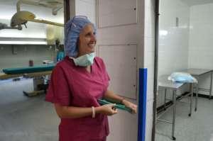 Nurse Nina T: Cornwall Regional Hospital, JA '16