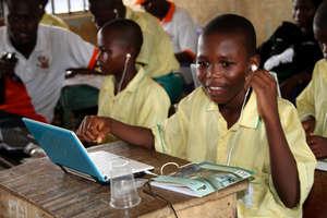 Empower rural Nigerian children with ICT