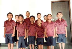 School@Home uniforms
