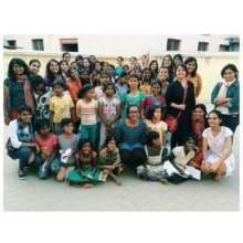 U&I tutors and the kids at Good Shepherd Center