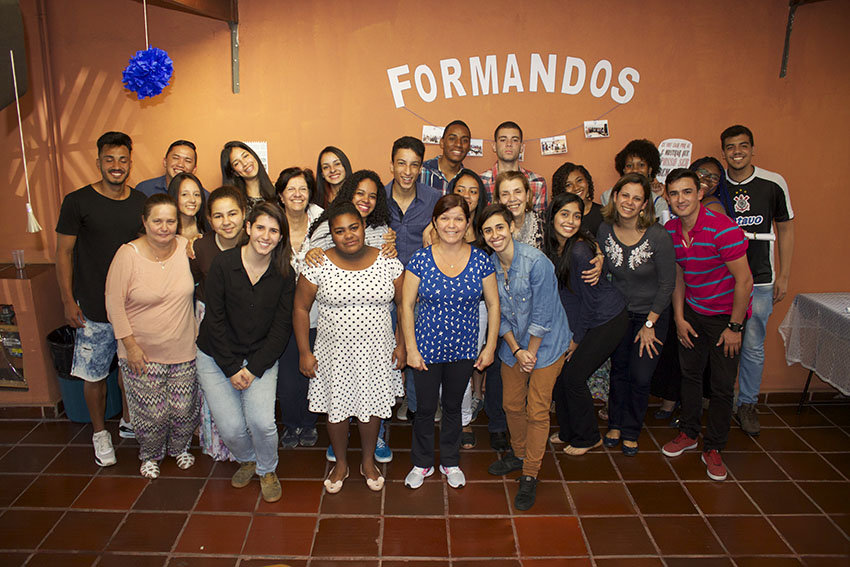 Train 360 youths for the workplace in Sao Paulo