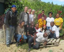 Training Volunteers, Peace Corps and Agua Pura