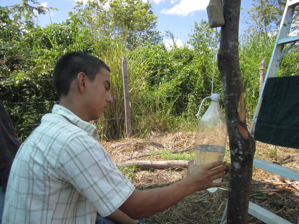 Give Clean Water to 1000 Families in Latin America