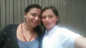 marcela and mamu