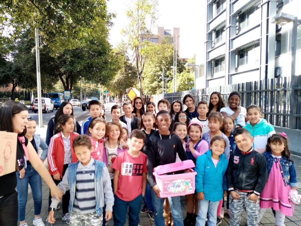 Breaking poverty cycle for 200 youths in Bogota