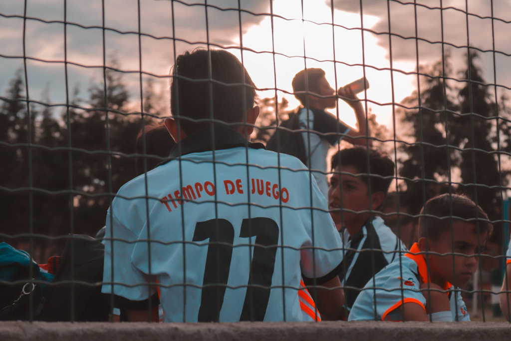 Sports for 5000 Colombian kids' dreams
