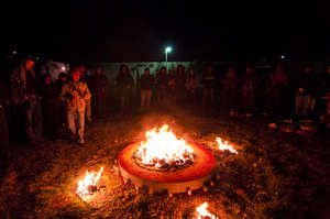 Mayan New Year Ceremony