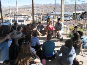 Students of the Spring 2012 Border Studies Program
