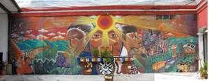DESGUA Mural