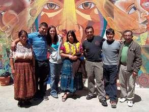 DESGUA School of Community Organizers Staff