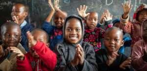 Fun times at Siyabonga
