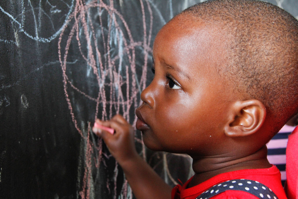 Start a Preschool for 60 Children in South Africa