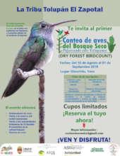Bird Count Event